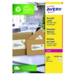 Avery LR7163-100 Laser Addr Label P1400
