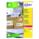 Avery LR7167-100 Laser Parcel Label P100