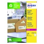 Avery LR7168-100 Laser Parcel Label P200
