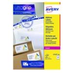 Avery L7159-250 Laser Addr Labels P6000