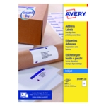 Avery J8168-100 QuickDRY Inkj Label P200
