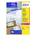 Avery L7160-100 Laser Labels Wht P2100