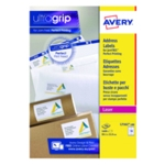 Avery L7162-100 Laser Labels White P1600