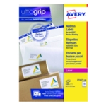 Avery L7163-100 Laser Labels Wht Pk1400