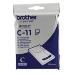 Brother Thermal Printer A7 Paper Pk50
