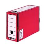 Fellowes Red Premium Transfer File Pk10