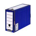 Fellowes Prem Blu/Wht Transfer File Pk10