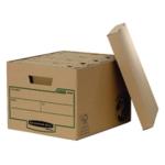 Fellowes Earth Sries Lg Storage Box Pk10