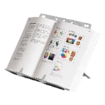 Fellowes BookLift Document Holder Silver
