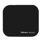 Fellowes Microban Silver Mouse Mat (^)