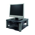 Fellowes Premium Monitor Riser Plus Gpht