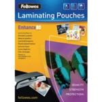 Fellowes A3 Gloss Lam Pouch 160 Mic P100