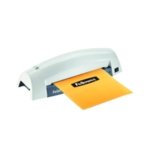 Fellowes White Lunar A4 Laminator