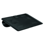 Fellowes Black Portable Laptop Riser