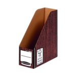Fellowes Premium Brown Magazine File
