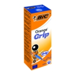Bic Grip Ballpoint Pen Blue Pk20