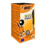 Bic Clic Retract Ball Pen Black Pk50