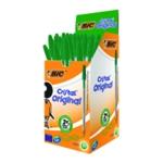 Bic Cristal Ballpoint Pen Green Pk50