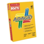 Adagio A4 Orange Card 160gsm Pk250
