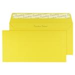 DL Envelope P Seal Banana Yellow Pk250