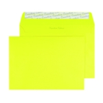 C5 Envelope P Seal Banana Yellow Pk250