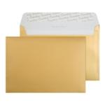 C5 Envelope P Seal Metallic Gold Pk250