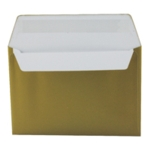 C6 Envelope P Seal Metallic Gold Pk250