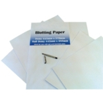 Blotting Paper Wht Demy 445x570mm Pk50