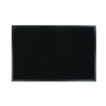 Bi-Office Noticeboard 600x900mm Black