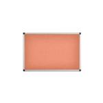 Bi-Office 1200x900 Alum Frame Cork Board