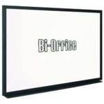 Bi-Office 900x600mm Blk Frame Whiteboard