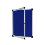 Bi-Office 670x934mm Blue Ext Disp Case
