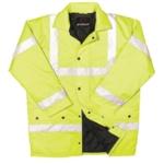 Constructor Jacket Saturn Yellow XL