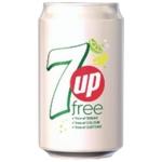 7-Up Diet Lemon/Lime Drink 330ml Pk24