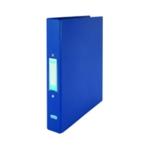 Elba Blue A4 2-Ring Binder 25mm Pk10