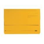 Elba Doc Wallet Manilla Fs Yellow Pk25