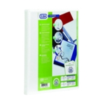 Elba Panorama 2D Ring Binder A4 Wht P4