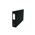 Elba 70mm Lever Arch File A3 Black Pk2