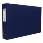Elba 70mm Lever Arch File A3 Blue Pk2