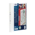 Elba Vision A4 25mm White 2-Ring Binder