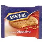 McVities Digestives Portion Packs Pk48