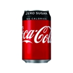 Coke Zero Drink 330ml Cans Pack of 24