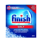 Finish Dishwasher Salt 3kg N07875
