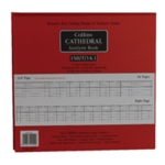 Cathedral Petty Cash Analysis Book
