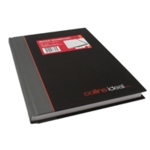 Collins Ideal Ruled Cbound Notebook A5