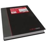 Collins Ideal Feint Ruled Notebook A4