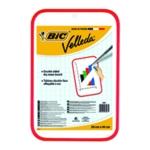 Bic Velleda Red Dry Wipe Board 300x440mm