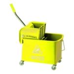 Mobile 15 20 Yellow Mop Bucket 101248YL