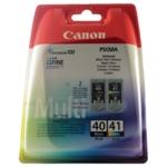Canon PG-40/CL-41 Black/Colour Inks