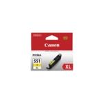 Canon CLI-551Y XL Yellow Ink Cartridge